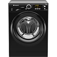 Hotpoint RPD9467JKK 9kg 1400 Spin 16 Programmes Washing Machine (Black)