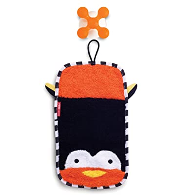 Zoo Mitt 'n Hook Penguin