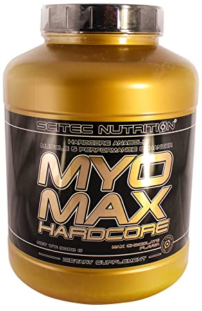 Scitec Nutrition Myomax HardCore Schokolade, 1er Pack (1 x 3,08 kg)