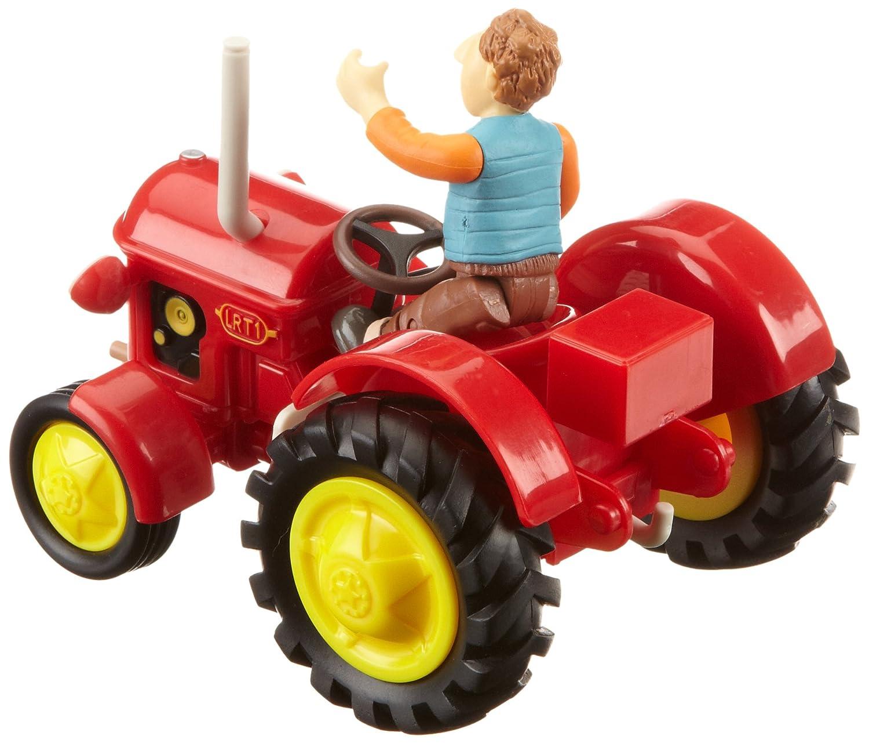 Kleiner roter traktor fahrzeug mähdrescher pictures to pin
