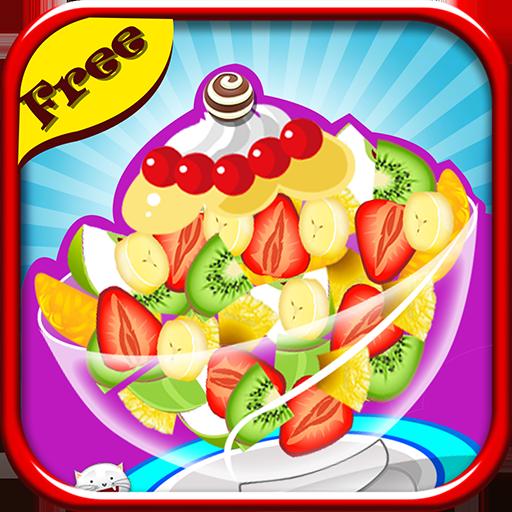 Fruit Salad Maker - Games For Girls. front-826845