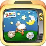 Ah ! Télé pour faire rêver bébé ! (de Happy-Touch Apps pour les enfants)
