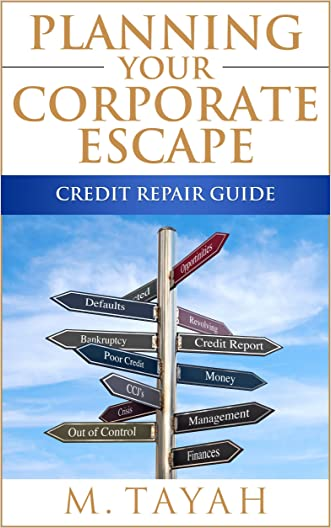 Planning Your Corporate Escape Credit Repair Guide: There no excuse for bad credit (2)