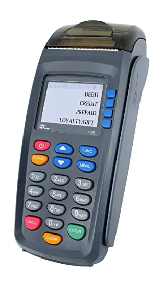 PAX S90 Mobile Payment Terminal - with CDMA, GPRS and EMV