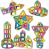 Newisland 36 Pieces Magnetic Building Blocks Set