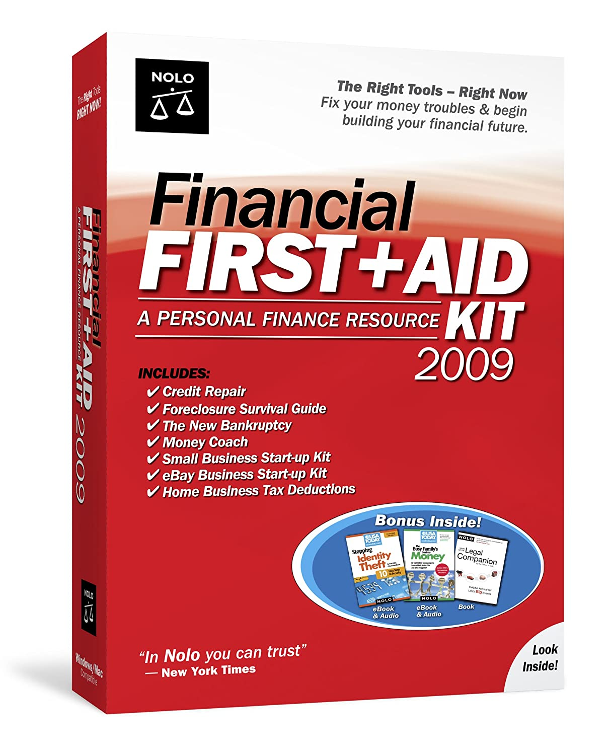 Financial First Aid Kit