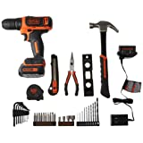 Black & Decker BCPK1249C 12V Home Project Kit