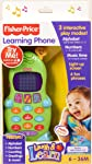 Fisher Price Fisher Price Laugh and Learn Phone