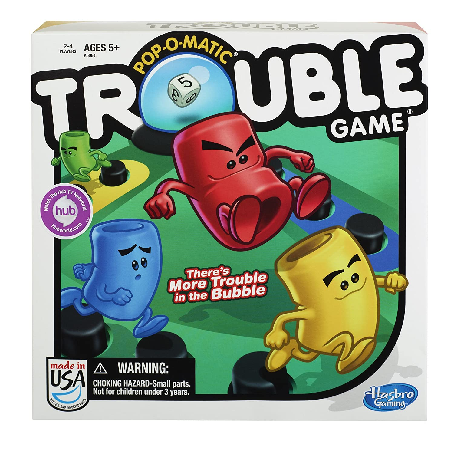 Amazon.com Trouble Game Toys