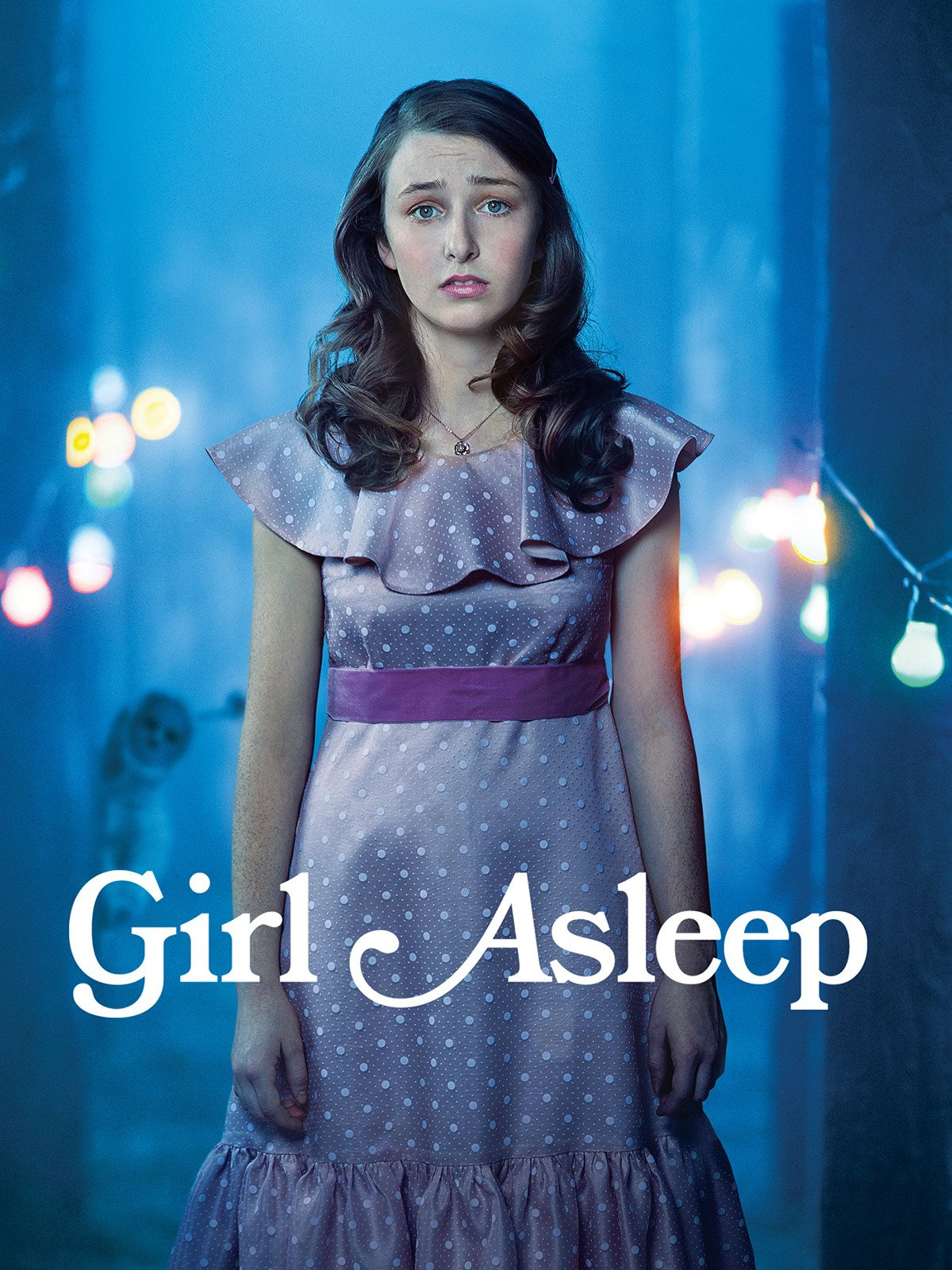 Girl Asleep on Amazon Prime Video UK
