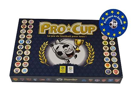 Procup - Ligue de Football Professionnel