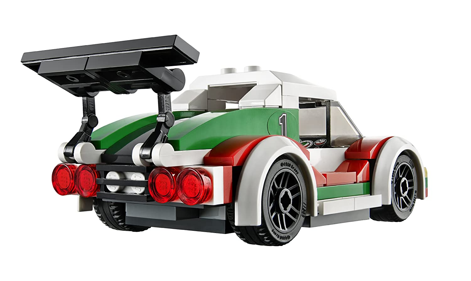 Amazon.com: LEGO City Great Vehicles 60053 Race Car: Toys & Games