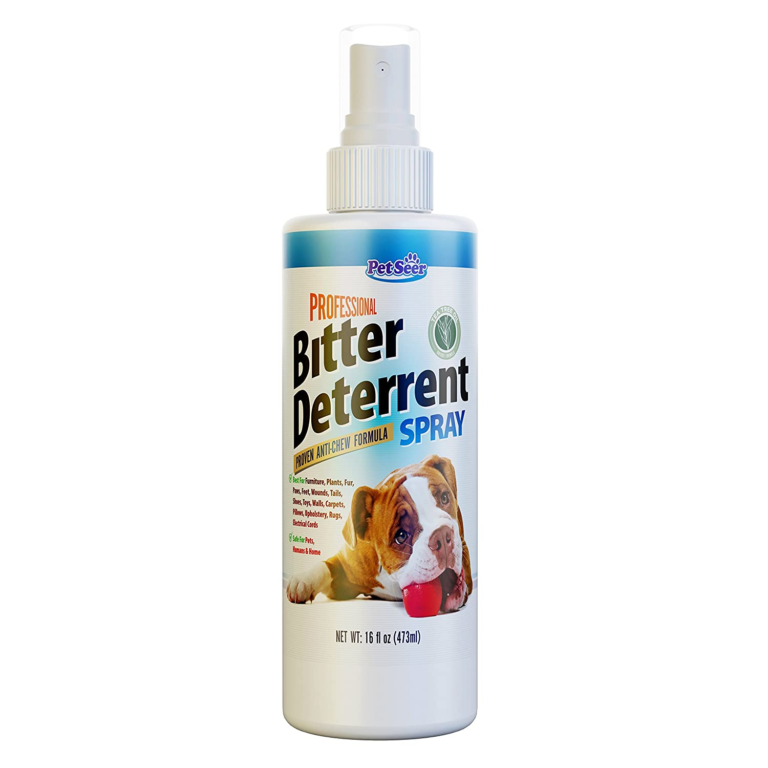 Bitter Deterrent Spray For Dogs Amp Cat Pro Anti Chew