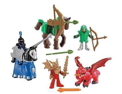 Castle Figures Toys Castle Figures Bundle