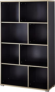 Germania Filing Shelf, Wood, Anthracite