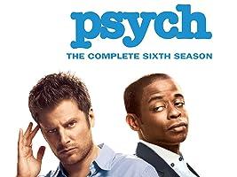 Psych Staffel 6
