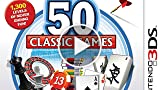 CGRundertow 50 CLASSIC GAMES 3D for Nintendo 3DS Video...