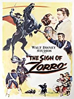 Sign Of Zorro