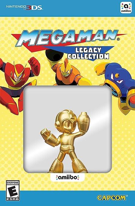 Mega Man Legacy Collection - Collectors Edition - Nintendo 3DS