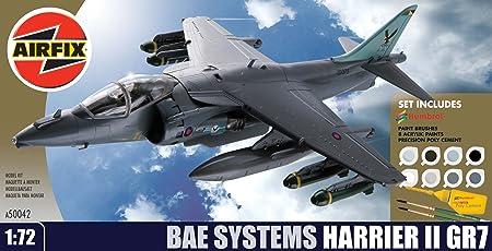 Airfix - AI50042 - Maquette - Harrier GRR7