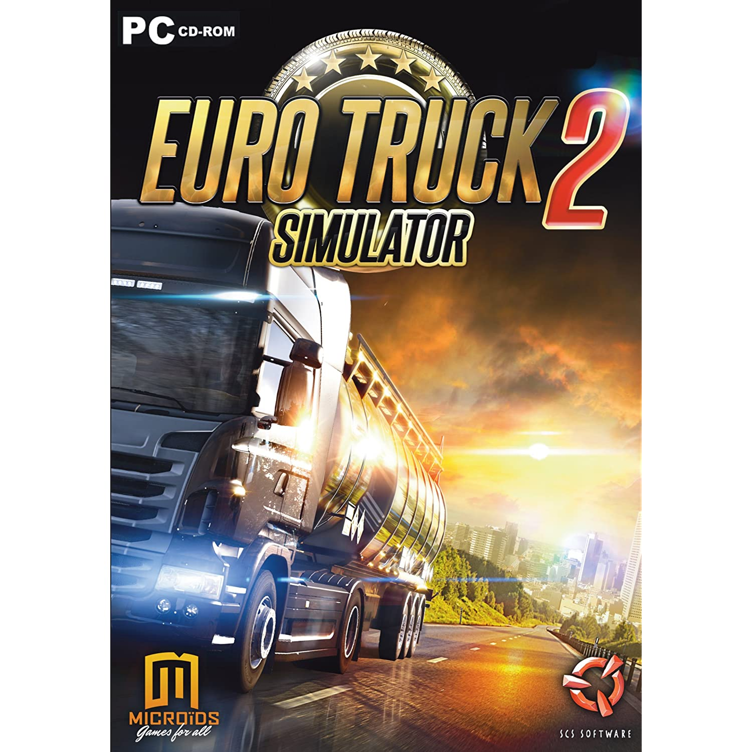 Euro Truck Simulator 2 + patch 1.1.1 + Serial [PC][FRENCH]