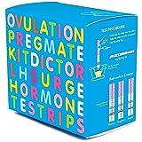 PREGMATE 50 Ovulation Test Strips LH Surge Predictor OPK Kit (50 LH) (Tamaño: 50 LH)