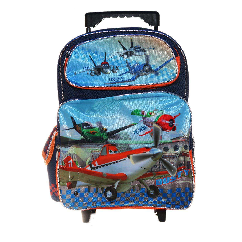 Ruz Disney Planes Roller Backpack Bag