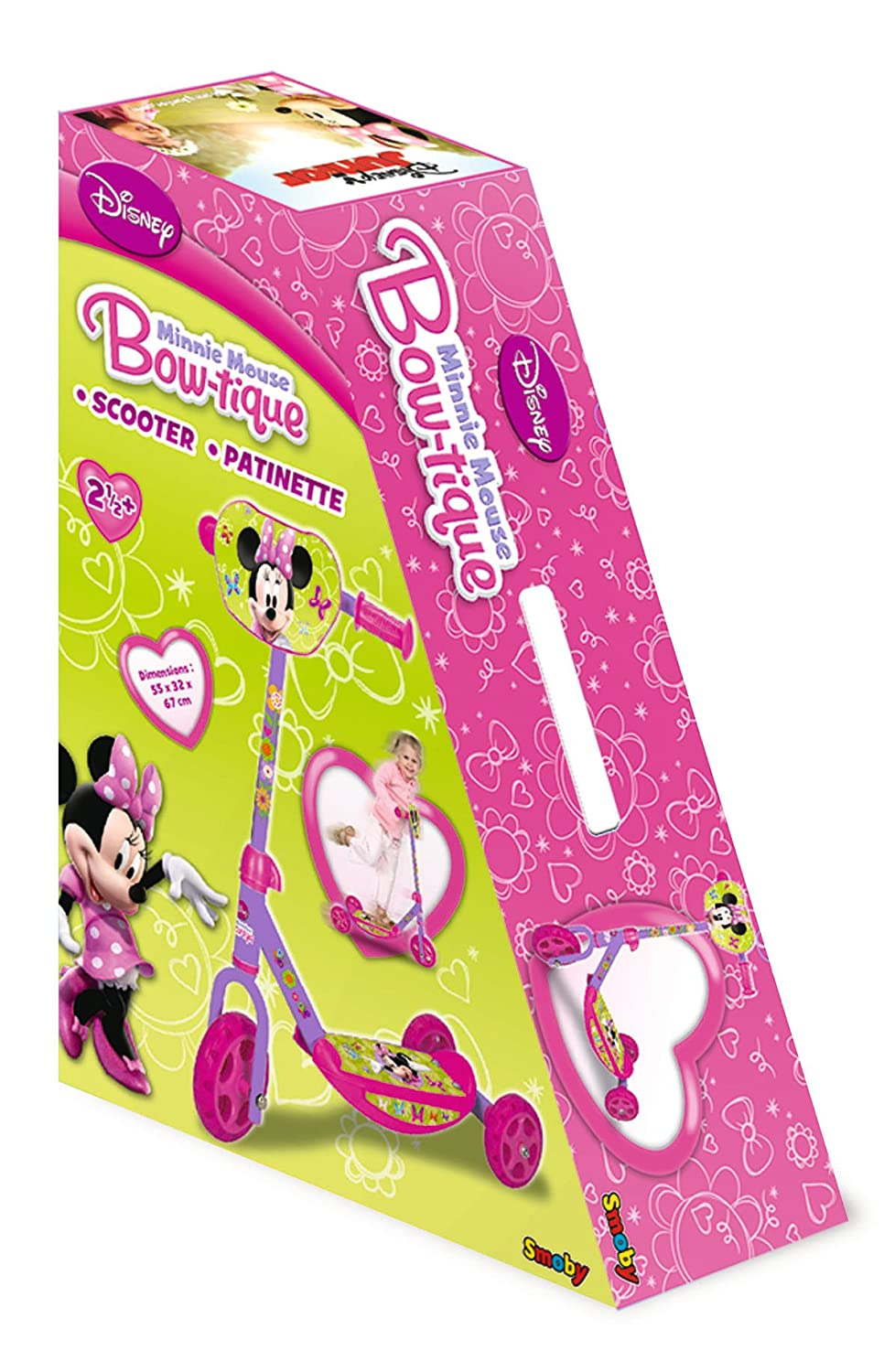 minnie scooter télécommande