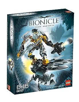 LEGO - 8697 - Bionicle - Jeux de construction - Toa Ignika