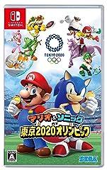 マリオ&ソニック AT 東京2020オリンピック(TM) 【Amazon.co.jp限定】オリジナルデジタル壁紙 配信 - Switch