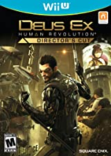 Deus Ex Human Revolution: Director's Cut     Wii U
