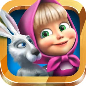Masha and the Bear: search and rescue by Apps Ministry