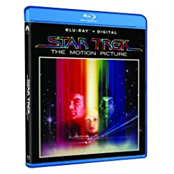 STAR TREK: THE MOTION PICTURE [Blu-ray]