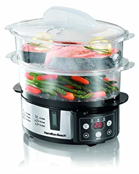Hamilton Beach Digital Steamer Via Amazon