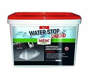 MEM Water Stop liquid 14 kg  BaumarktÜberprüfung und weitere Informationen