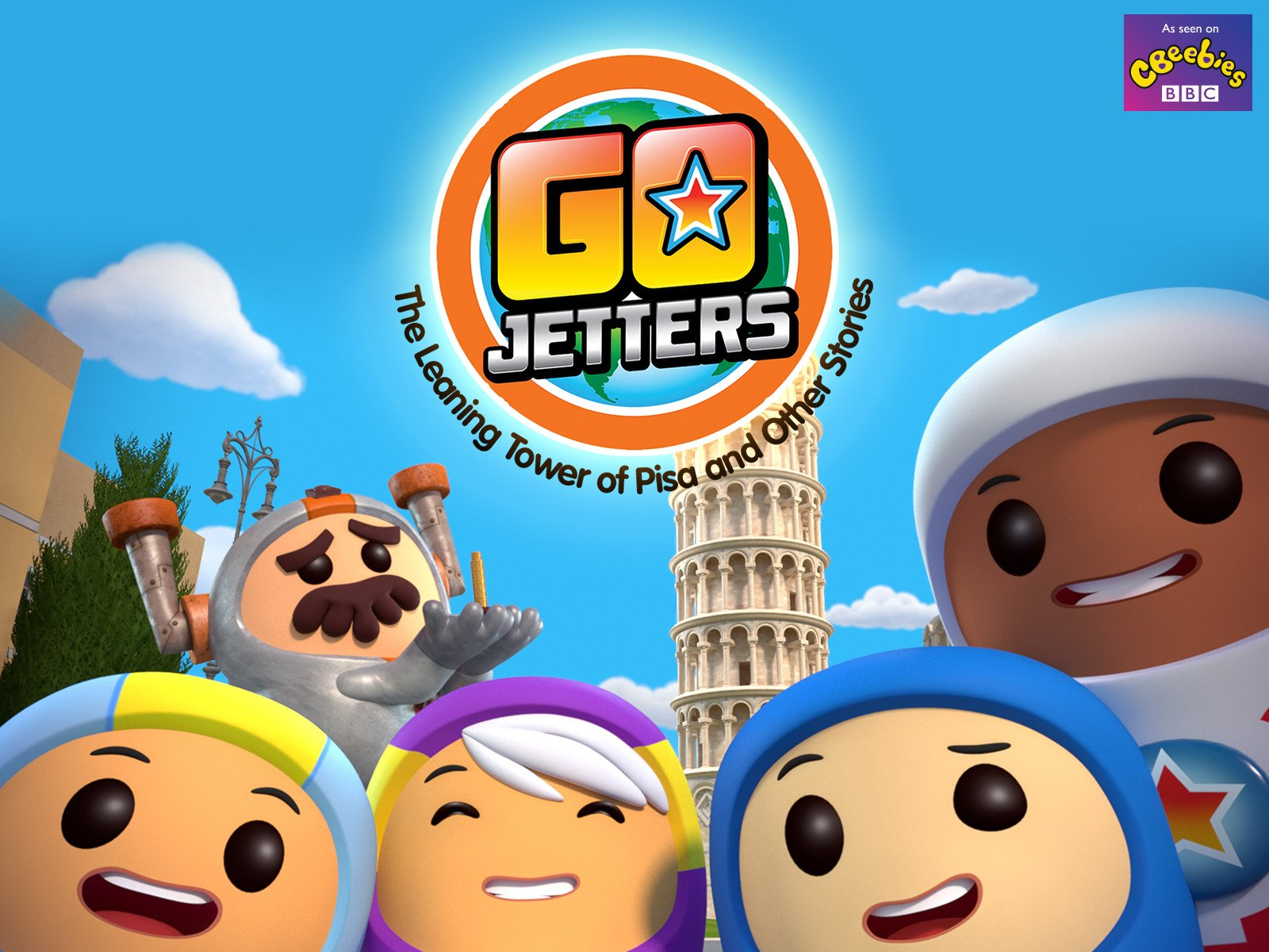Go Jetters, The Leaning Tower of Pisa and Other Stories - Season 102