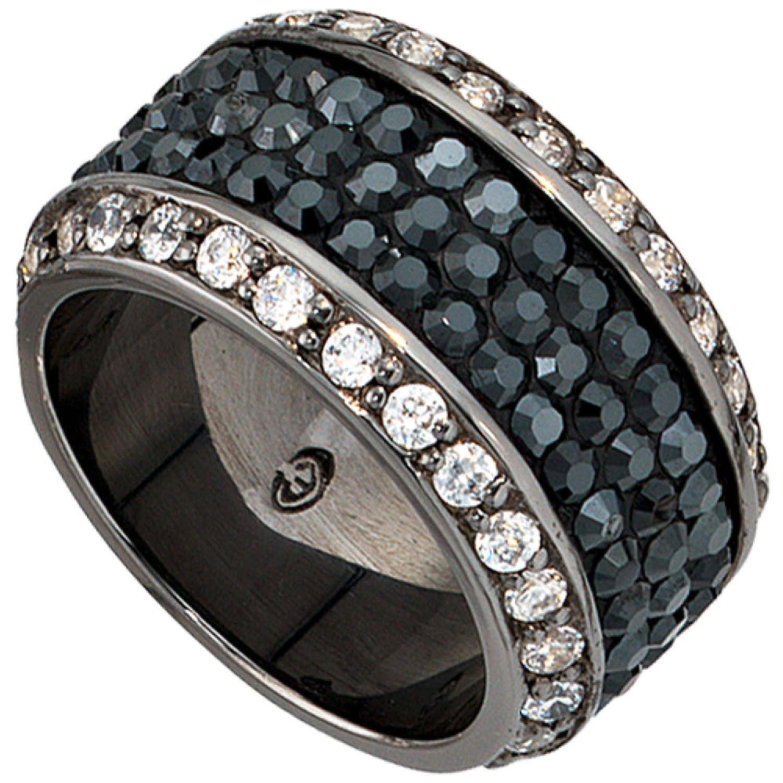 Damen-Ring 925 Sterling Silber mit Swarovski-Elements als Geschenk