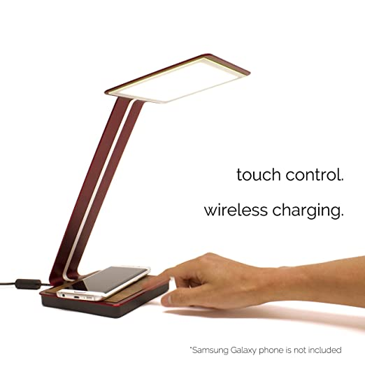 Aerelight A1 Glare-Free OLED Desk / Table Lamp with Wireless Charging