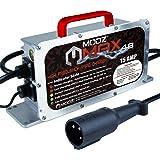 MODZ Max48 15 AMP Club Car Battery Charger for 48 Volt Golf Carts (Tamaño: 48V)