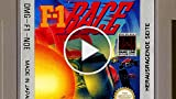 Classic Game Room - F-1 RACE Review for Game Boy