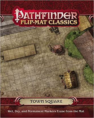 Pathfinder Flip-Mat Classics: Town Square