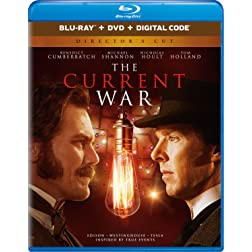 The Current War: Director's Cut [Blu-ray]