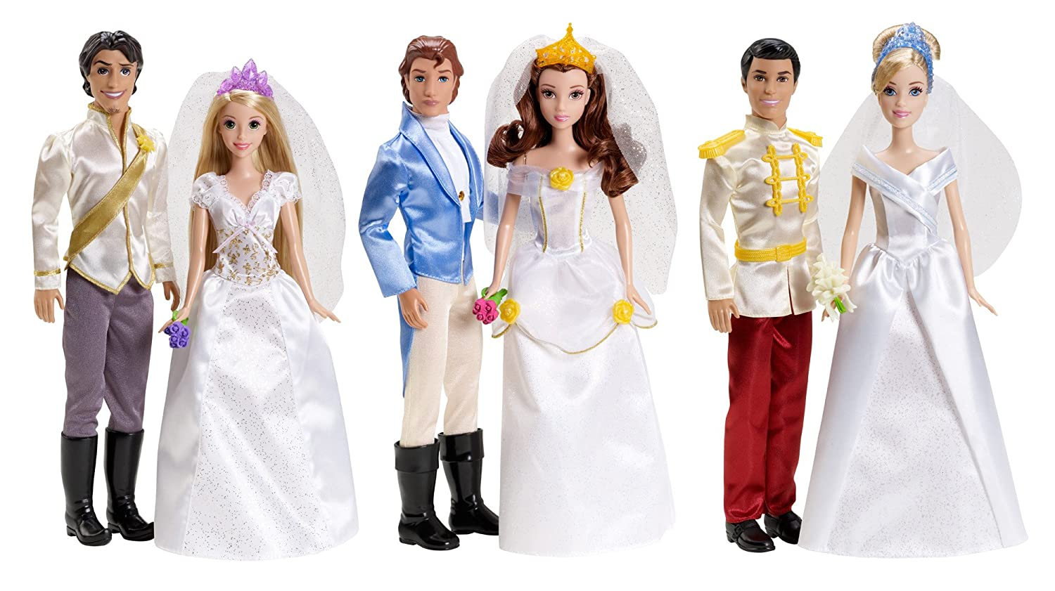 Disney Princess Fairytale Wedding Gift Set $34.98 from Toys R Us ...