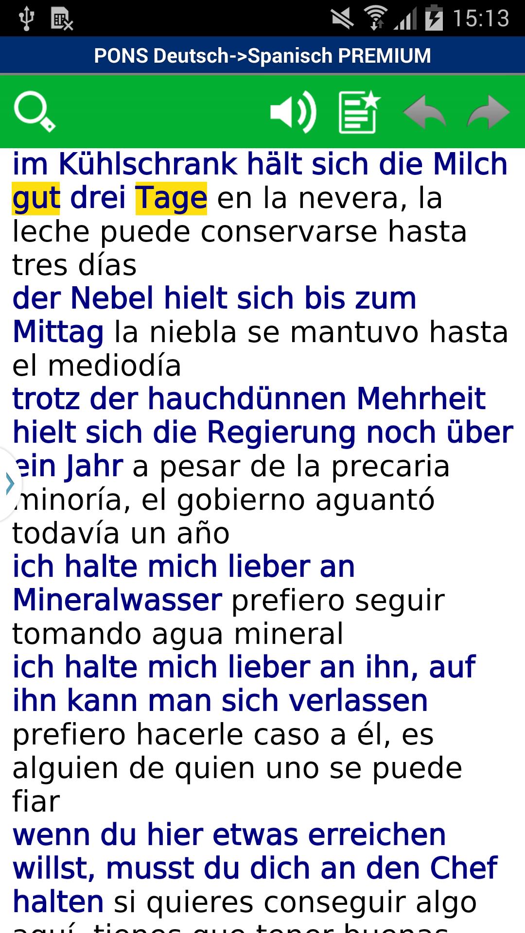 wörterbuch italienisch deutsch amazon