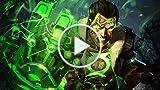 CGR Trailers - INFINITE CRISIS Atomic Green Lantern...