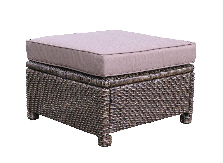 Lounge Hocker 60×60 cm Ibiza inkl. Kissen online bestellen