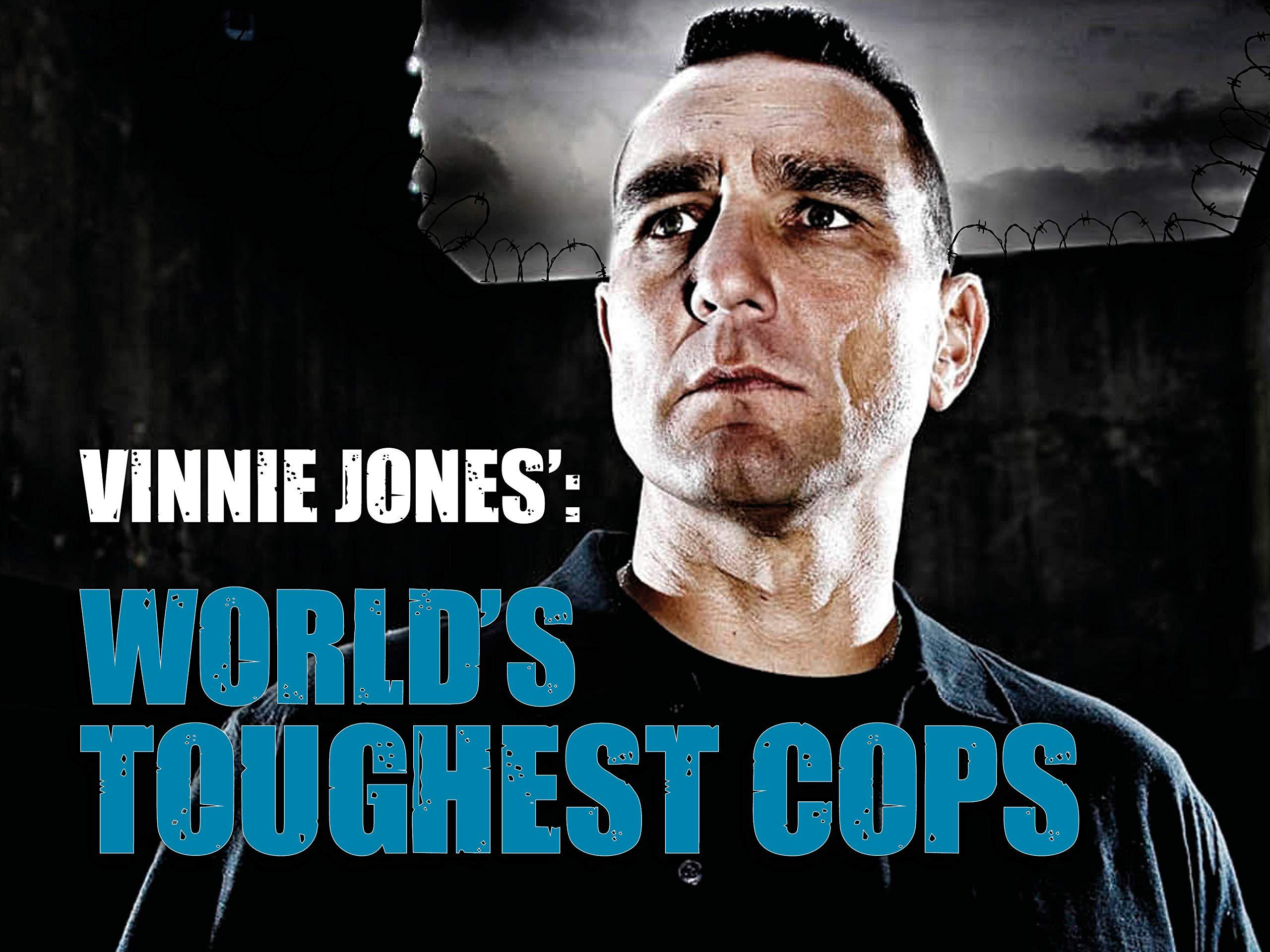Vinnie Jones' Toughest Cops USA