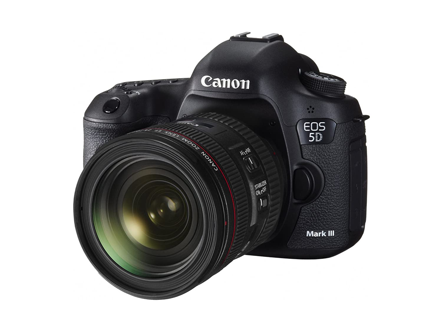 Canon EOS 5D Mark III with 24-70mm Lens