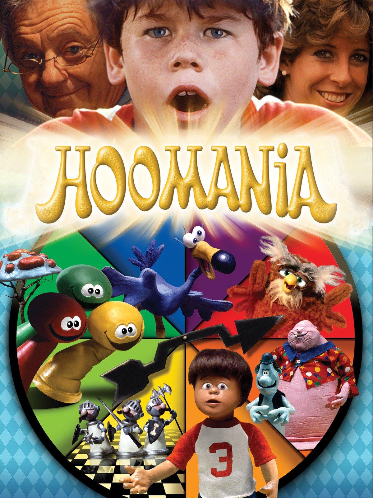 Hoomania on Amazon Prime Instant Video UK