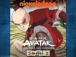 Avatar - Der Herr der Elemente Staffel 2